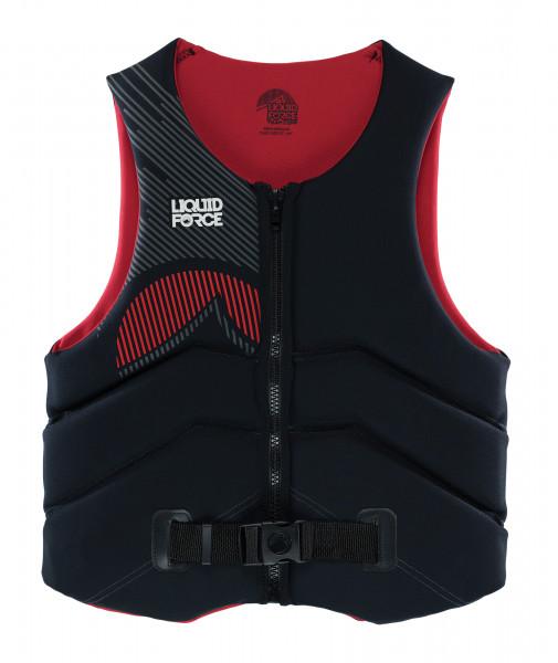 Liquid Force Team Comp Wakeboard Vest black