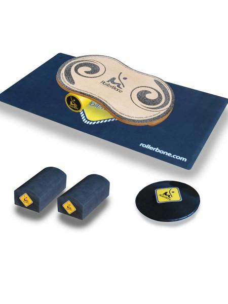 Rollerbone 1.0 Set + Balance Kit + Carpet