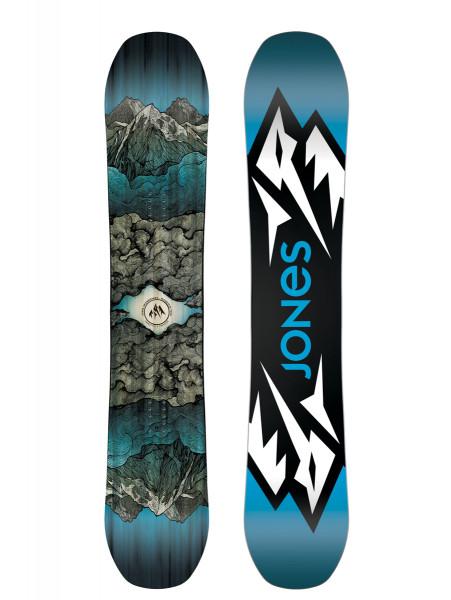 Jones Mountain Twin Snowboard 2019