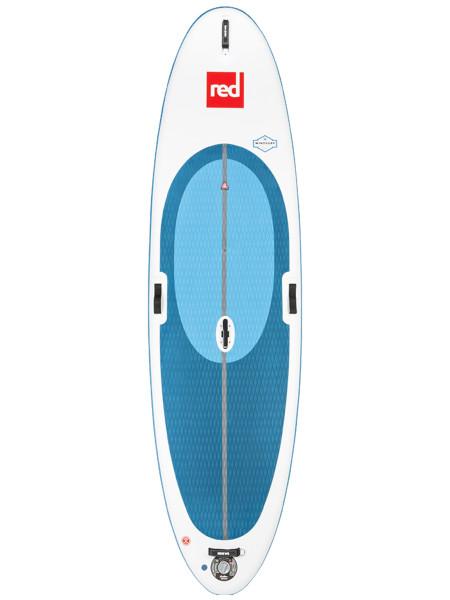 "Red Paddle 10'7"" Ride Windsurf iSUP 2019"