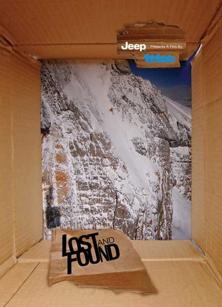 Lost and Found - Ski + Snow