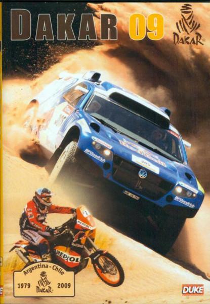 Dakar Rally Argentina - Chile 2009 DVD