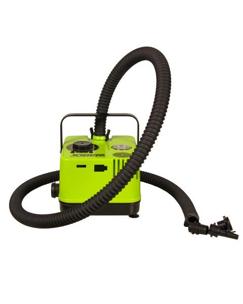 Jobe Portable Electric Luftpumpe mit Tasche (uk stecker)