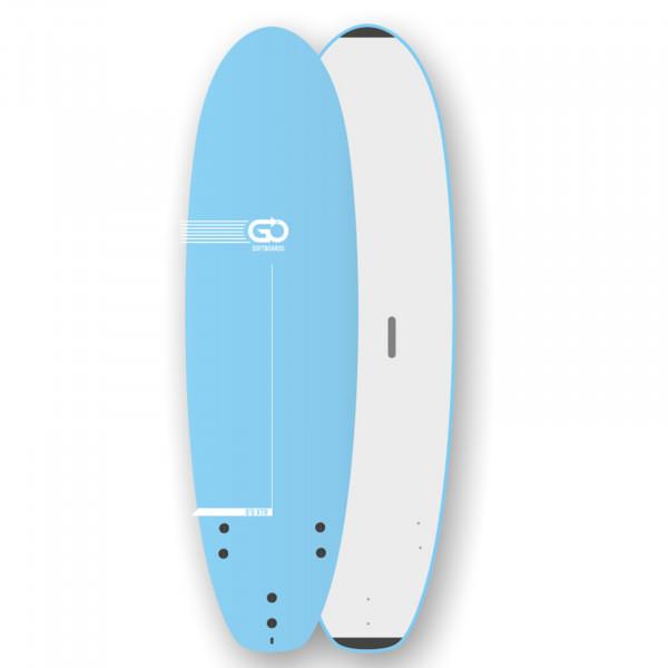 GO Softboard School Surfboard 8.6 XTR wide body