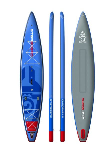 """Starboard 14'0"""" Touring Deluxe DC iSUP 2018"""
