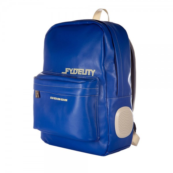 Fydelity Namesake Daytripper Stereo Bag blue