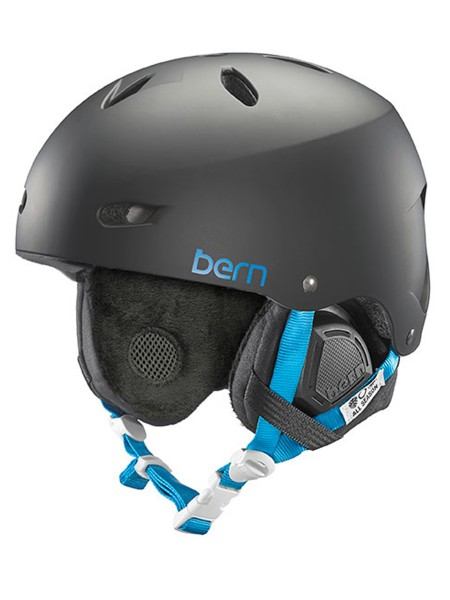Bern Brighton Snow Women Helm