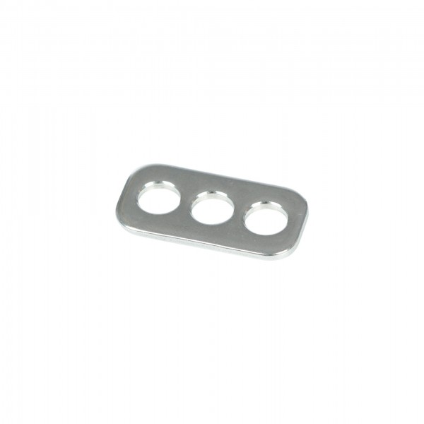 ION Rope Plate 3 Hole für Rope+Webbing Slider C-Bar2.0/3.0