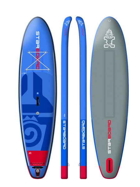 """Starboard 11'2"""" Blend Deluxe DC iSUP 2018"""