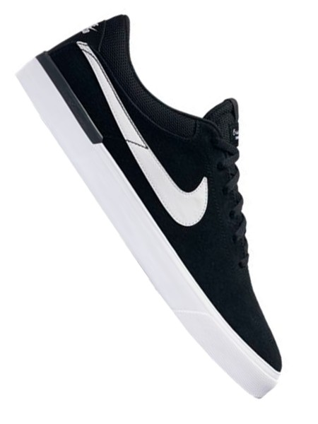 Nike SB Hypervulc Eric Koston black/white - dark grey