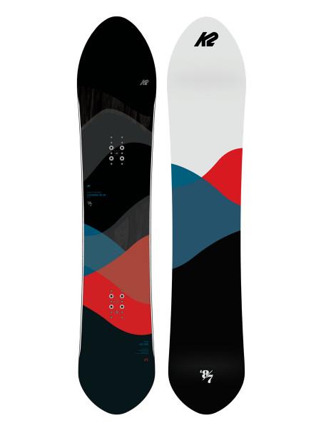 K2 Eighty Seven Snowboard 2018
