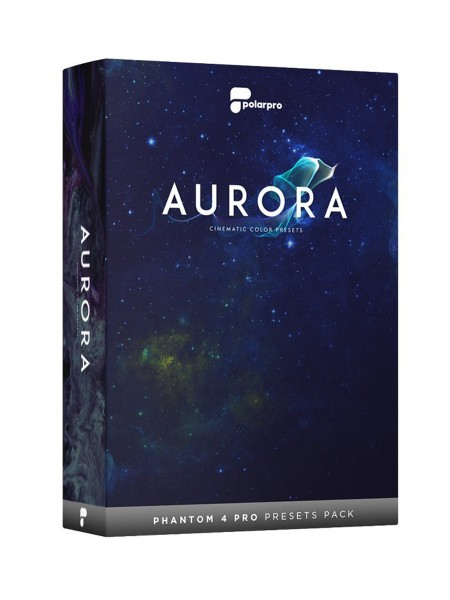 PolarPro Aurora - Phantom 4 Pro/Adv Edition