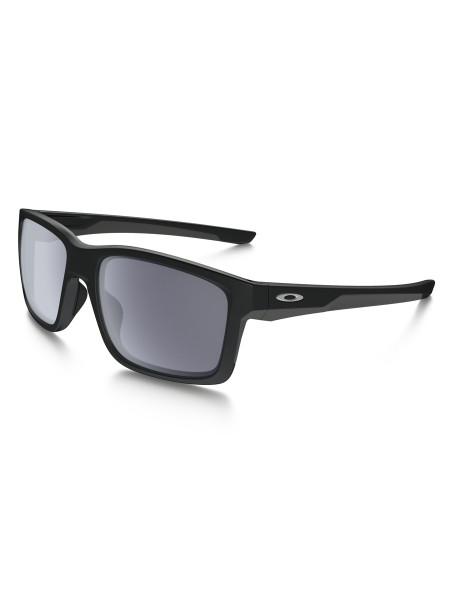 Oakley Mainlink Sonnenbrille matte black - grey