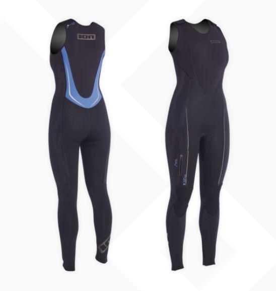 ION Long Jane 2,5 SUP Wetsuit Women black