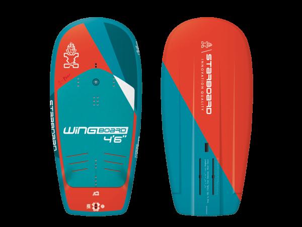 """Starboard Wingboard Blue Carbon 4'6"""" Wingboard"""