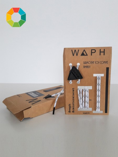 WAPH Pack Shoelace Belt