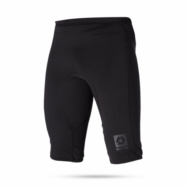 Mystic Bipoly Short Pants Men black