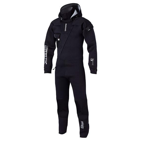 Mystic Vulcanic Neopren Drysuit black