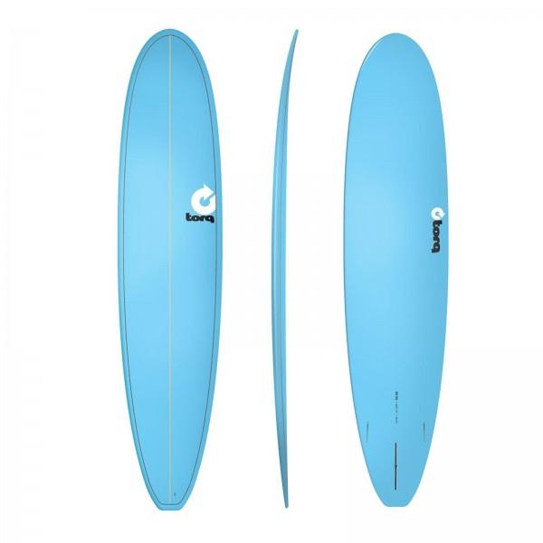 Surfboard TORQ Epoxy TET 8.6 Longboard Blue