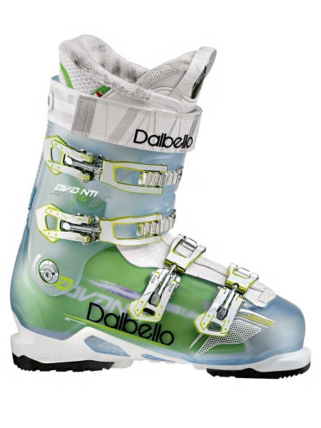 Dalbello Avanti 85 Women Ski Boot blue transparent