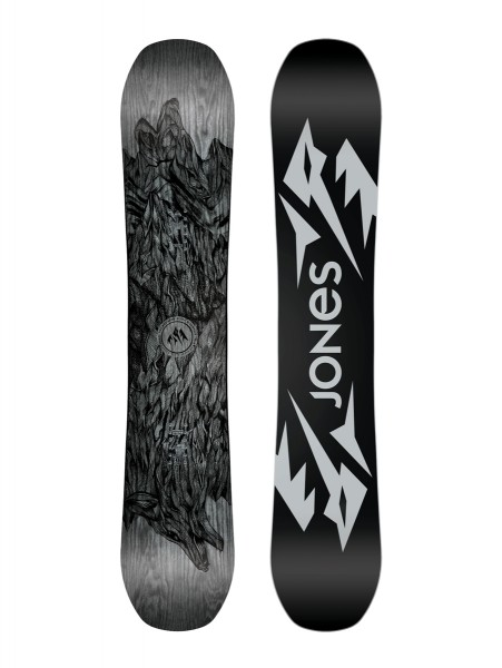 Jones Utra Mountain Twin Snowboard 2019