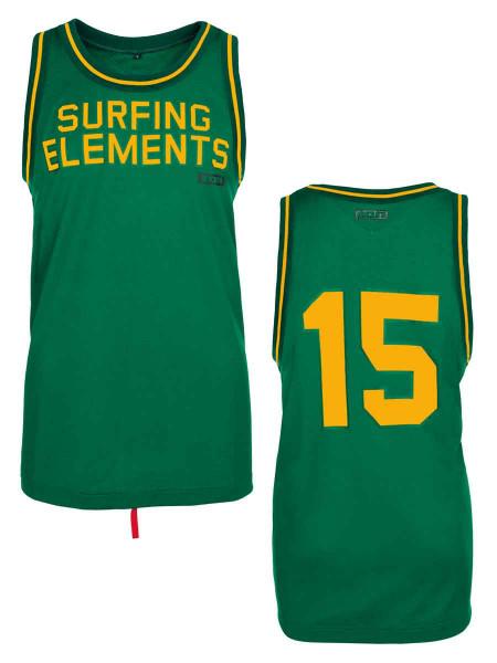 ION Basketballshirt 15.0 jelly green