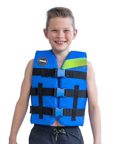 Jobe Nylon Schwimmweste Kinder Blau