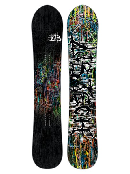 Lib Tech Skunk Ape Wide Snowboard 2018