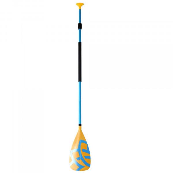 ARIINUI SUP Paddel Alu 170-210 3-tlg blue yellow