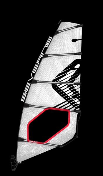 Severne Blade Pro Windsurf Segel