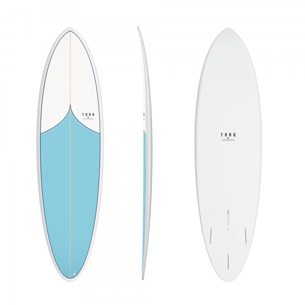 Surfboard TORQ Epoxy TET 6.8 Funboard Classic 2