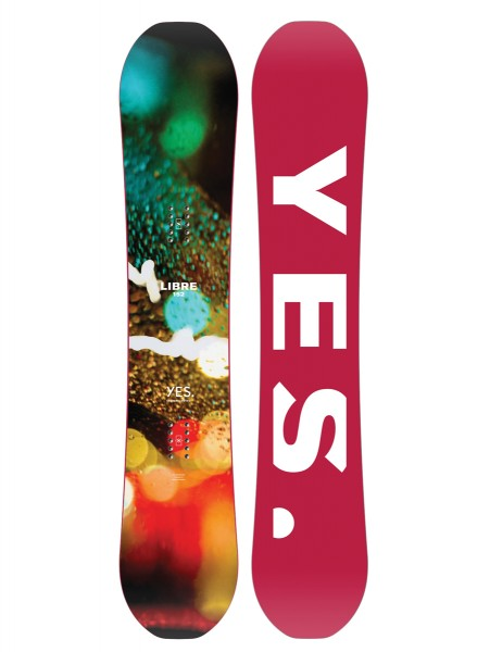 Yes Libre Wide Snowboard 2019