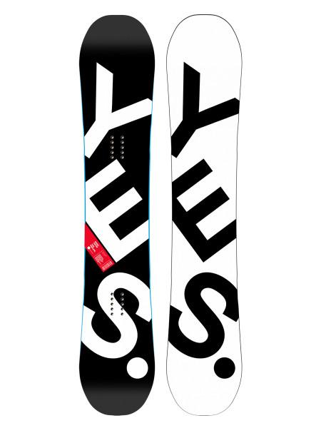 **Leiche** Yes Basic Snowboard 2018 **B-Ware**