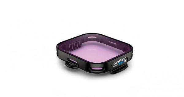 GoPro Magenta Dive Filter - Tauchfilter für Divehousing