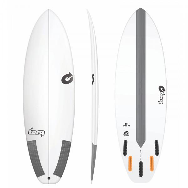 Surfboard TORQ Epoxy TEC PG-R 5.10