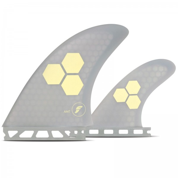 FUTURES Channel Islands AMT Honeycomb Twin Fin Set