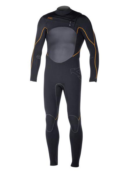 Xcel Drylock X2 5/4mm Wetsuit black