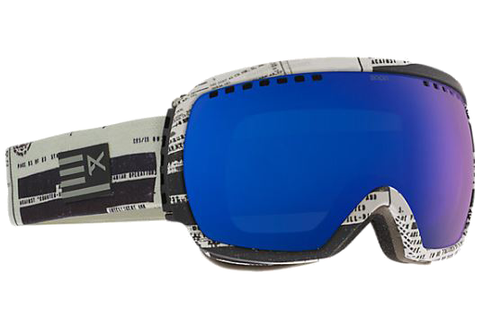 Anon Comrade Snow Goggles unclassified/blue cobalt