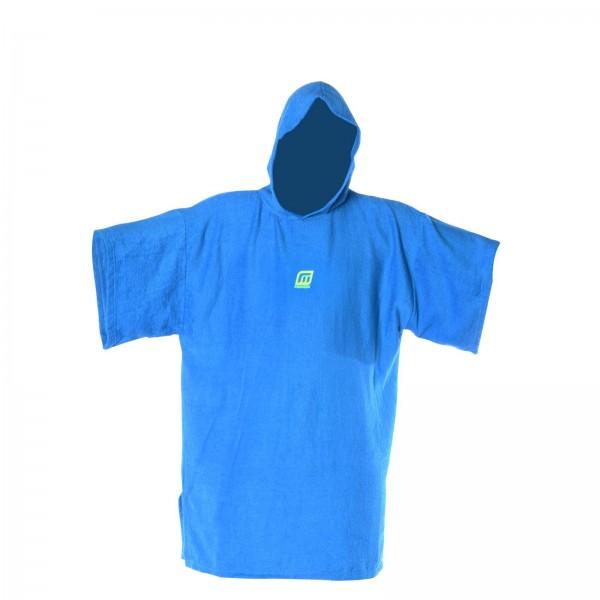 MADNESS Change Robe Poncho Kindergrösse Blau