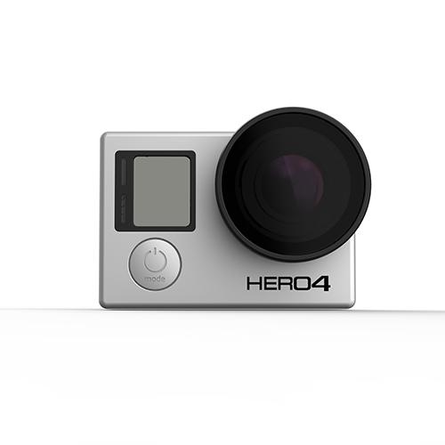 PolarPro Frame 2.0 Neutral Density Filter für GoPro Hero3, Hero3+ & Hero4