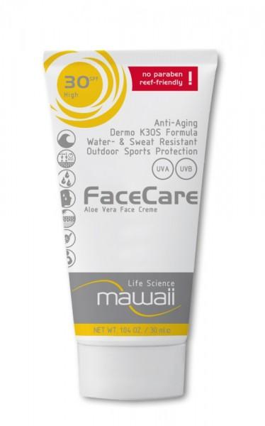 mawaii FaceCare SPF 30 K3OS Formula 30ml