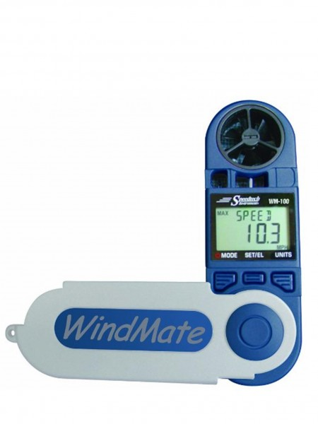 Windmate 100 mit integrierter Windfahne Windmesser