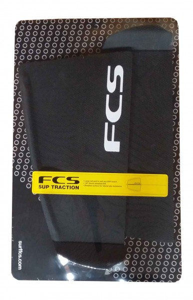 FCS SUP Tail Pad Dimples black