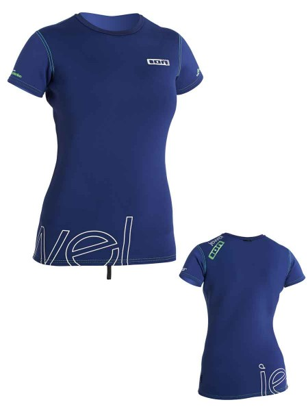 ION Neo Top Women SS 2/1 navy