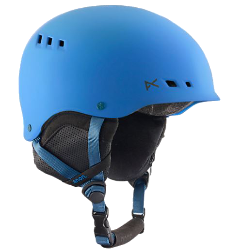 Anon Talan Snow Helmet 2015 blue