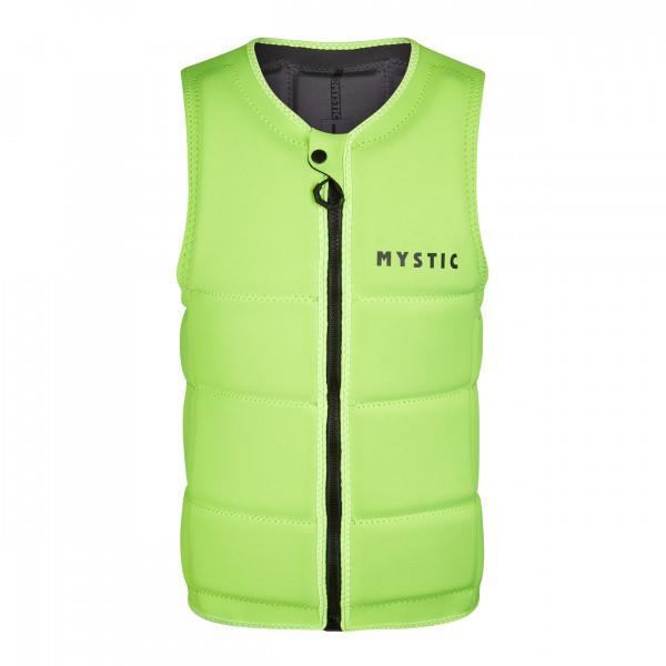 Mystic Brand Impact Vest Fzip Wake CE