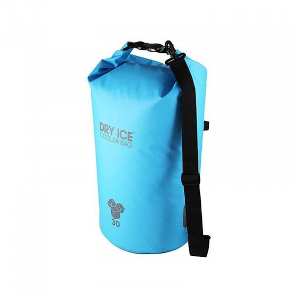 Dry Ice Cooler Bag Kühltasche 30 Liter Türkis