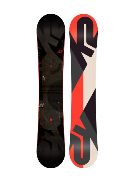 K2 Standard Snowboard 2018