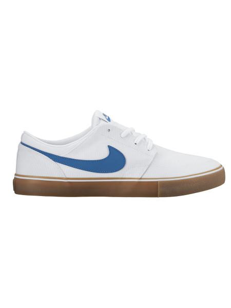 Nike SB Portmore II Solar white/industrial blue