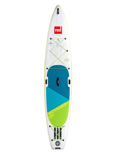 "Red Paddle Voyager+ 13'2"" iSup 2019"